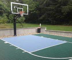 Half-basketball-court hilife hilife - Half basketball court hilife - HiLife