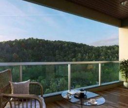 sobha nesara premium luxurious homes kothrud pune - NESARA balcony - Sobha Nesara Premium Luxurious 3, 3.5 & 4.5 BHK apartments in Kothrud, Chandani Chowk