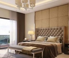 sobha nesara premium luxurious homes kothrud pune - NESARA Bedroom View - Sobha Nesara Premium Luxurious 3, 3.5 & 4.5 BHK apartments in Kothrud, Chandani Chowk