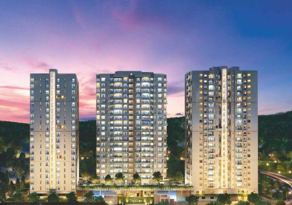 Sobha Nesara Kothrud Pune sobha nesara premium luxurious homes kothrud pune - NESARA2 scaled - Sobha Nesara Premium Luxurious 3, 3.5 & 4.5 BHK apartments in Kothrud, Chandani Chowk