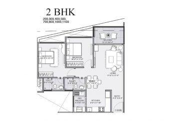 2 bhk kundan espacio kundan spaces in balewadi - 2 bhk kundan - Espacio Kundan Spaces in Balewadi