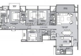 lodha belmondo by lodha group pune - lodha belmondo apartment 4bhk sq 2030sqft 1 scaled - Lodha Belmondo By Lodha Group Pune
