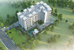 Rohan Ipsita by Rohan Builders hinjewadi phase 1 projects Hinjewadi Phase 1 Projects 8dd6367419863ca832bb2d1cff585197